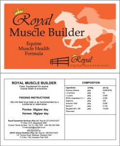Royal Muscle Builder