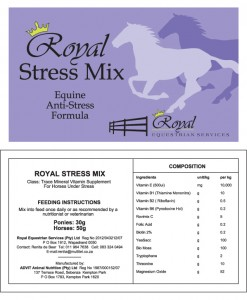 Royal Stress Mix